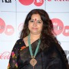 Rekha Bhardwaj poses for the media at the Launch of MTV Coke Studio