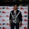 Sidharth Malhotra poses for the media at the Launch of MTV Coke Studio