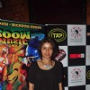 Sunidhi Chauhan poses for the media at Sonu Nigam and Bickram Ghosh's Album Launch