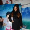 Prarthana Behere poses for the media at the Success Bash of Mitwa