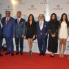 Celebs pose for the media at Stefano Ricci Launch in India