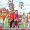 Rohit Roy and Sucheta Khanna perform at Sab TV's Holi Celebration