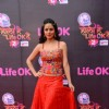 Shraddha Arya poses for the media at Rang Barse Life OK Ke Sang