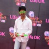 Sushant Singh poses for the media at Rang Barse Life OK Ke Sang