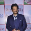 Anil Kapoor poses for the media at the Launch of Resovilla