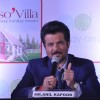 Anil Kapoor interacts with the audience at the Launch of Resovilla