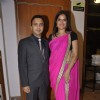 Sona Mohapatra and Ram Sampath pose for the media at the Launch of Resovilla