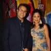 Sanjeev Seth and Lata Sabharwal Seth pose for the media at the Launch of Tere Sheher Mein