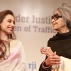 Rani Mukherjee Awarded by the National Institute of Gender Justice