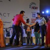 Anu Malik greets a guest at IMC Ladies Wing Event