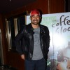 Rannvijay Singh poses for the media at the Premier of Coffee Bloom