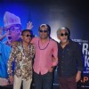 Celebs pose for the media at the Trailer Launch of Dharam Sankat Mein