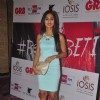 Krystle Dsouza poses for the media at GR8 Beti Bash