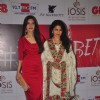 Bhagyashree Patwardhan poses for the media at GR8 Beti Bash