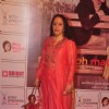 Ila Arun poses for the media at the Premier of the Play Mera Woh Matlab Nahi Tha