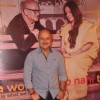 Anupam Kher poses for the media at the Premier of the Play Mera Woh Matlab Nahi Tha