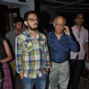 Vishesh and Mukesh Bhatt at the Censor Issues Meet