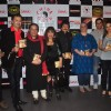 Pankaj Udhas and Anup Jalota were snapped at a Musical Event