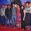 Team poses with Rajkumar Hirani at the Premier of Hunterrr
