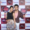 Rithvik Dhanjani and Asha Negi pose for the media at the Special Screening of Yeh Hai Aashiqui