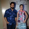 Preeti Jhangiani and Parvin Dabas pose for the media at Femina Miss India 2015 Bash