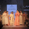 Soumitra's show at Lakme Fashion Week 2015 Day 2