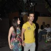 Sanjeeda Shaikh and Aamir Ali were snapped at Karim Morani's Birthday Bash