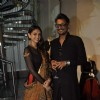 Aditi Rao Hydari with Anand Kabra at the Grand Finale of Lakme Fashion Week 2015