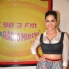 Sunny Leone was seen at the Promotions of Ek Paheli Leela on Radio Mirchi 98.3 FM