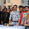 Emraan Hashmi Celebrates his Birthday with the Media
