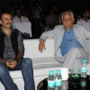Rajkumar Hirani and Ramesh Sippy were snapped at FICCI Frames 2015 Day 2