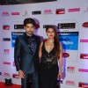 Gurmeet Choudhary and Debina Bonnerjee pose for the media at HT Style Awards 2015