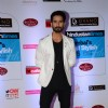 Shahid Kapoor poses for the media at HT Style Awards 2015