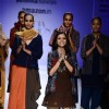 Paromita Banerjee's show at the Amazon India Fashion Week 2015 Day 3