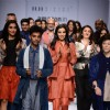 Eleven Eleven's show at the Amazon India Fashion Week 2015 Day 3