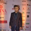 Sonu Niigam poses for the media at Femina Miss India Finals Red Carpet