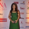 Krishika Lulla poses for the media at Femina Miss India Finals Red Carpet