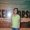 Vidhu Vinod Chopra poses for the media at the Special Screening of Broken Horses