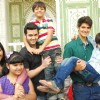Cast of Yeh Rishta Kya Kehlata Hai poses for the media