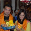 Team of Ishqedarriyaan Visits Siddhivinayak Temple