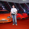Dabboo Ratnani poses for the media at the Premier of Fast & Furious 7