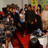 Kangana Ranaut interacts with the media at 'Be My Valentine Contest'