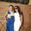 Madhurima Nigam with Amy Billimoria at her Collection Launch