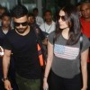 Celebs Snapped at Kolkota Airport