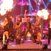 Contestants perform at the Grand Finale of Khatron Ke Khiladi : Darr Ka Blockbuster Returns