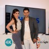 Soha and Kunal at the Launch of the Latest 4K Ultra HD TV