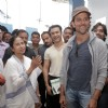 Hrithik Roshan snapped with Mamata Banerjee at Kolkatta