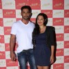 Vivan Bhathena with his Friend snapped at 'The Step Up' Finale