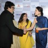 Big B Amithabh Bachchan greets Kalki koechlin at Premiere of Margarita With A Straw