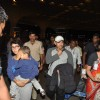Aamir Khan Leaves for Disneyland with his Family